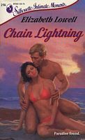 Chain Lightning (Silhouette Intimate Moments, #256)