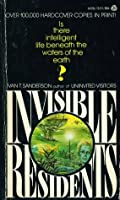 Invisible Residents: A Disquisition upon Certain Matters Maritime, and the Possibility of Intelligent Life under the Waters of This Earth