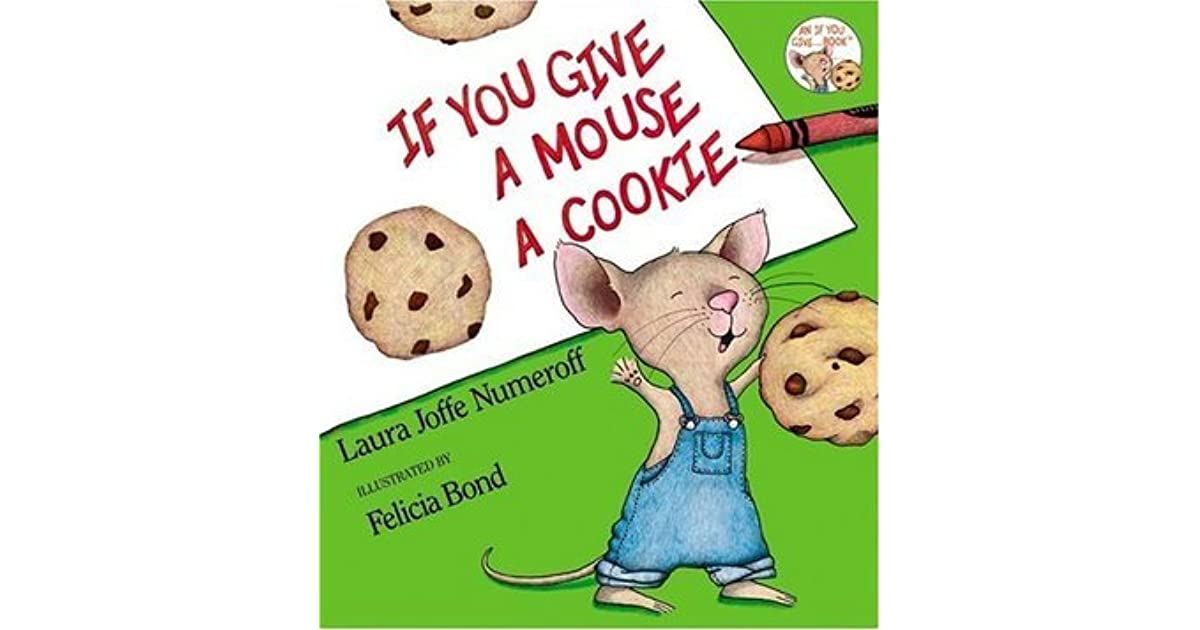 If You Give A Mouse A Cookie Boy