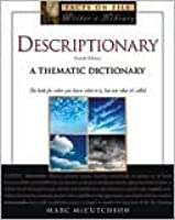 Descriptionary: A Thematic Dictionary (Facts on File Writer's Library)