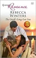 The Greek's Long Lost Son (Harlequin Romance)
