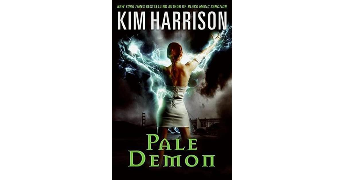 Pale Demon The Hollows, Book 9