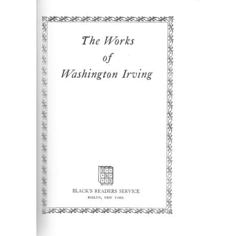 the life and writings of washington irving Books by washington irving, the alhambra, rip van winkle, the works of washington irving, astoria, the sketch book of geoffrey crayon, gent, bracebridge hall, life of george washington.