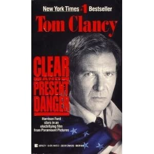 What are some similarities between Tom Clancy and his character Jack Ryan?