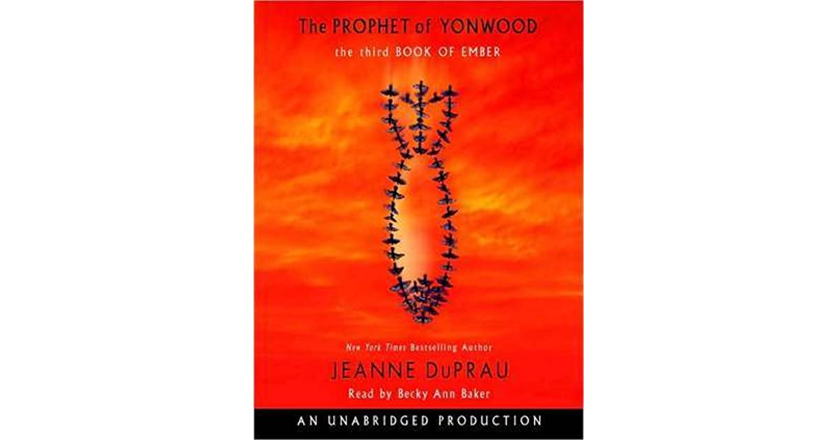 the prophet of yonwood book pdf