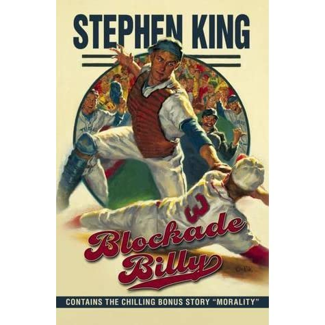 Blockade Billy by Stephen King (2010, Hardcover)