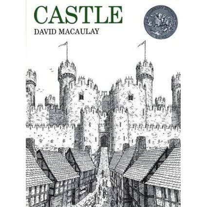 Castle by David Macaulay — Reviews, Discussion, Bookclubs, Lists