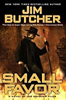 Small Favor (The Dresden Files, #10)