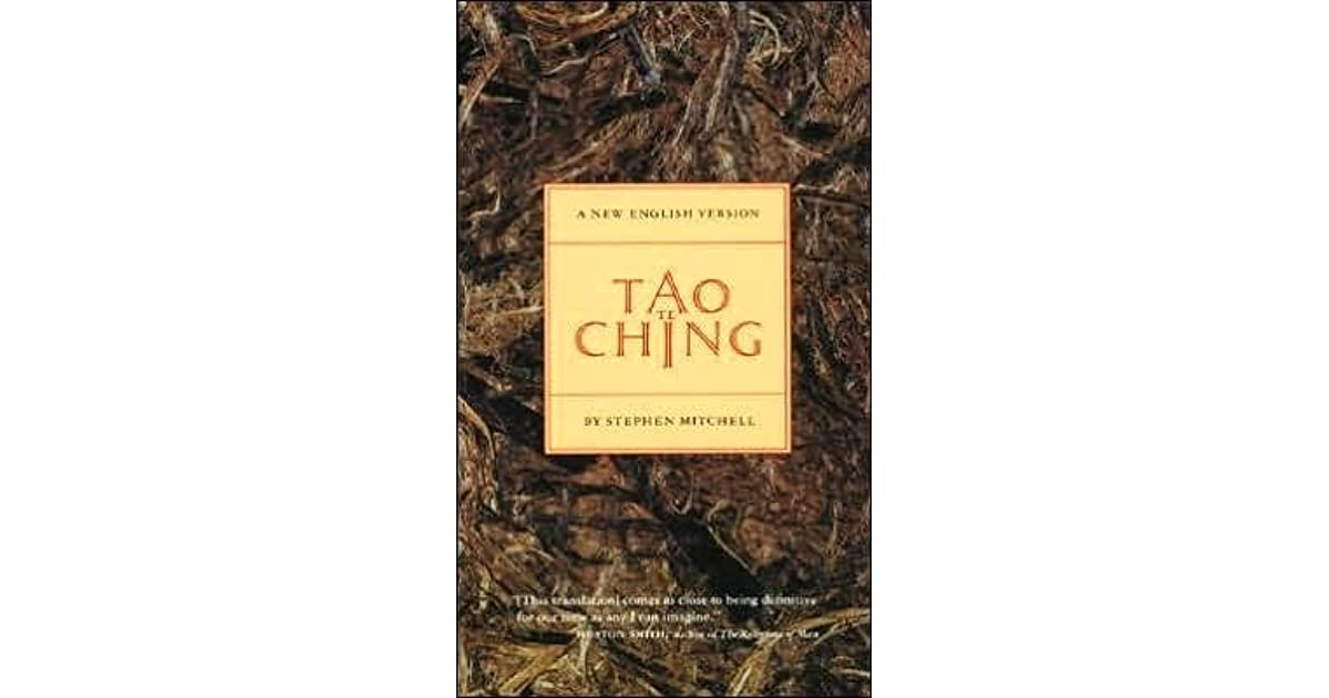 tao te ching english pdf