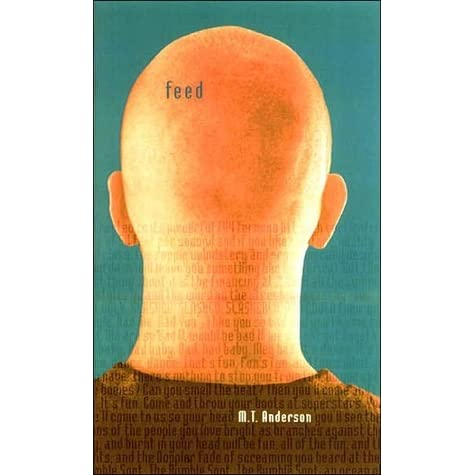 a review of feed by m t anderson Feed has 48965 ratings and 5980 reviews identity crises, consumerism, and star -crossed teenage love in a futuristic society where people connect to th.