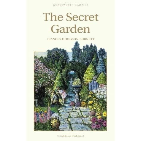 Book Review: The Secret Garden by Frances Hodgson Burnett
