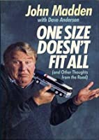 One Size Doesn't Fit All [and Other Thoughts from the Road]