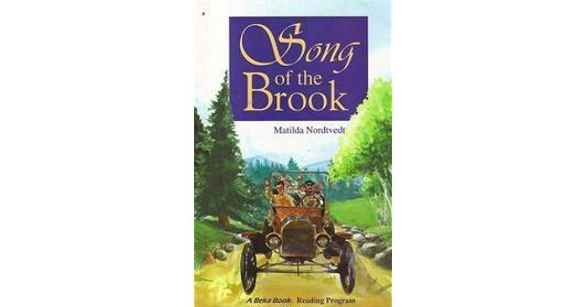 song of the brook Many of the great pop and rock songs of the 1950s and 1960s were successful  because of their simplicity.
