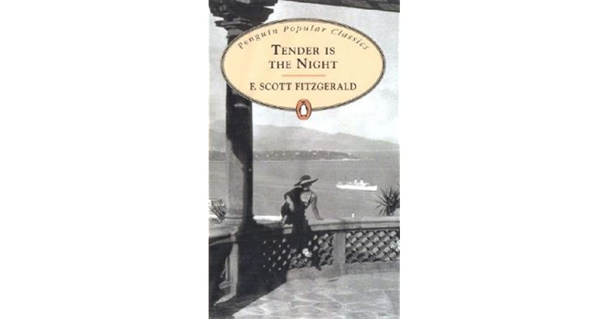 Review: Tender is the Night by F. Scott Fitzgerald