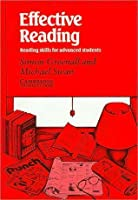 Effective Reading Student's Book: Reading Skills for Advanced Students