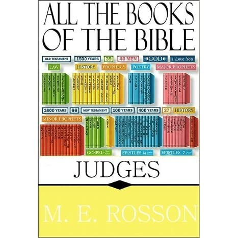 a review of the book of judges The book of judges is filled with memorable stories while there are examples of  faithful believers scattered throughout its pages, many of.