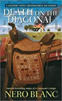 Death On The Diagonal (Crossword Mysteries, #12)