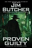 Proven Guilty (The Dresden Files, #8)