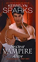 Sexiest Vampire Alive (Love at Stake, #11)