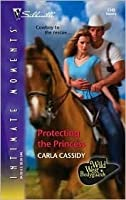 Protecting The Princess (Wild West Bodyguards)