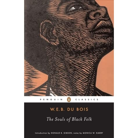 a literary analysis of the souls of black folk by du bois