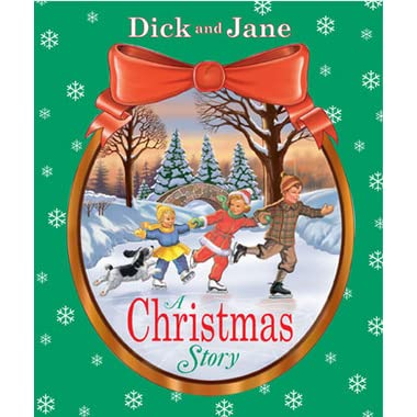 Dick and jane christmas images