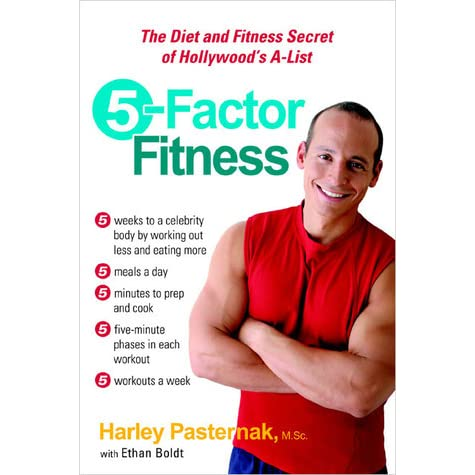 5-Factor Fitness: The Diet and Fitness Secret of Hollywood ...