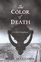 The Color of Death (Sir John Fielding, #7)