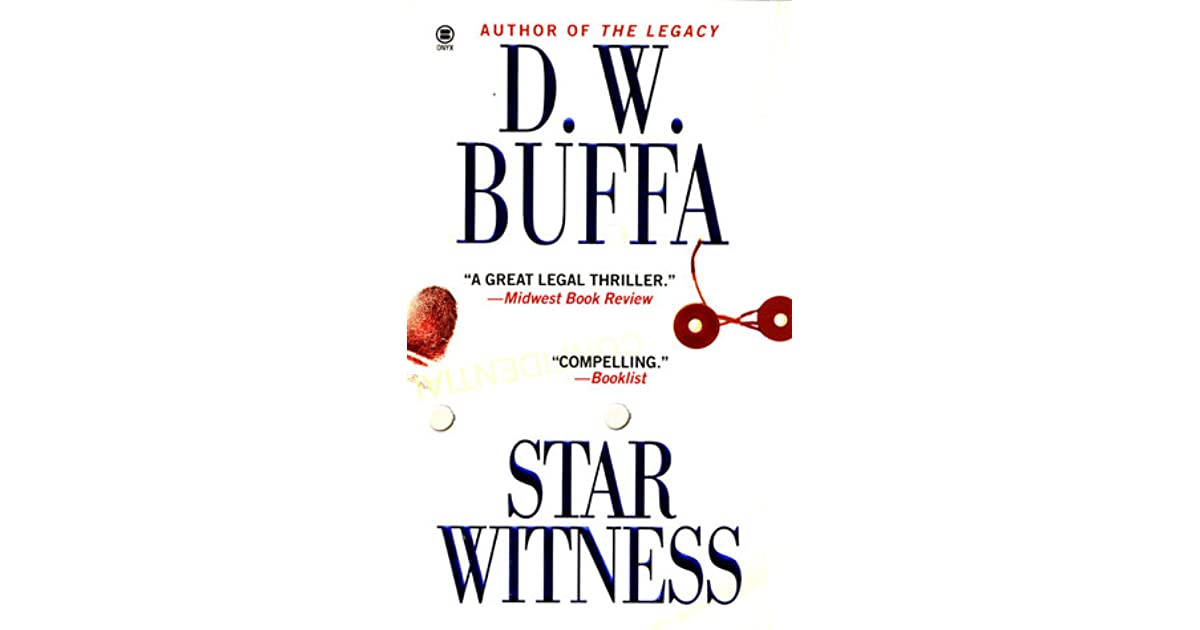 A Book Spy Review: 'Necessity' by D.W. Buffa – The Real ...
