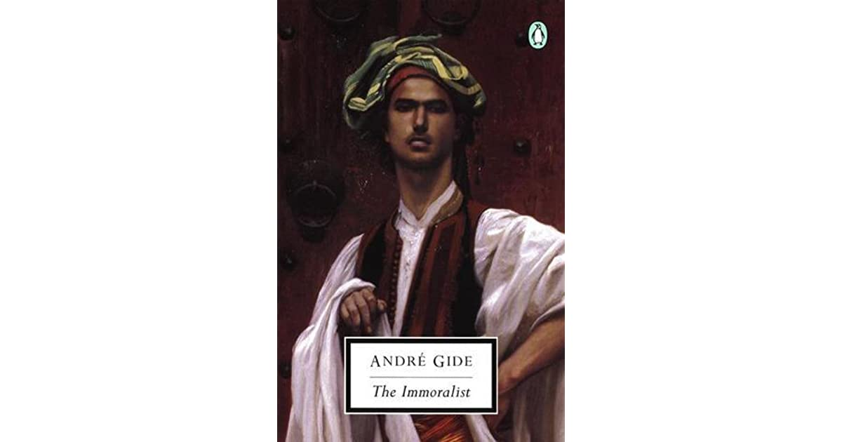 The Immoralist by André Gide — Reviews, Discussion, Bookclubs ...