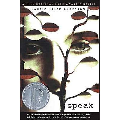Speak by laurie halse anderson essay