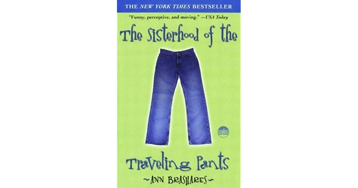 The Sisterhood Of The Traveling Pants Book Quotes