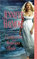 Confessions of an Improper Bride (Donovan Sisters #1)