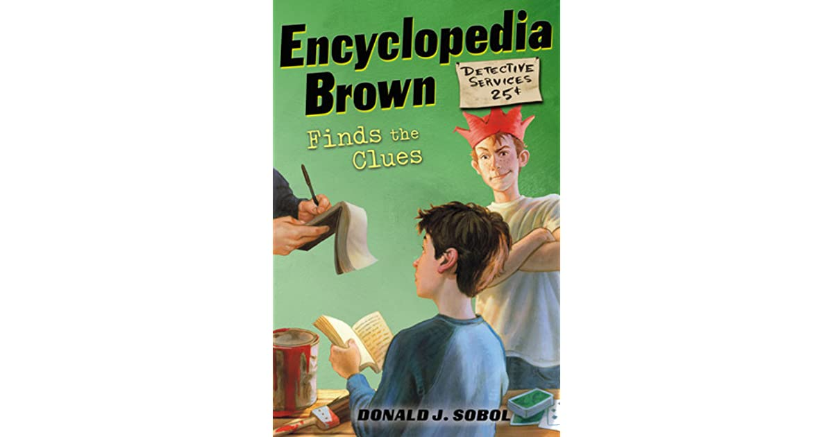 Encyclopedia Brown and the Case of the Secret UFOs (Donald ...