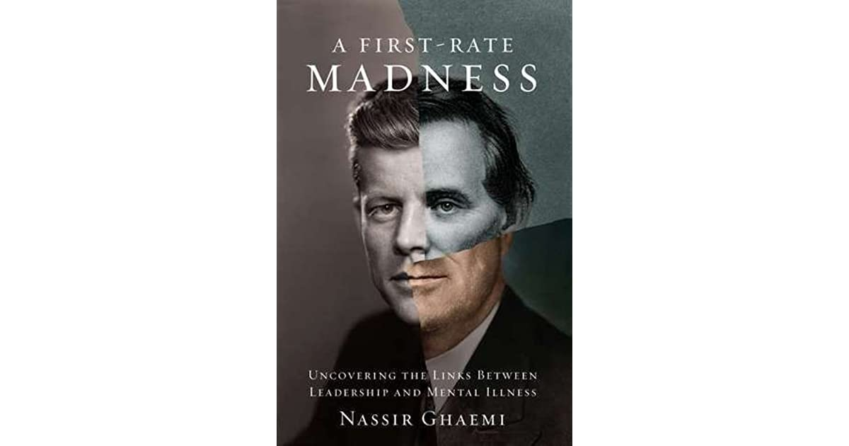 A first rate madness book review
