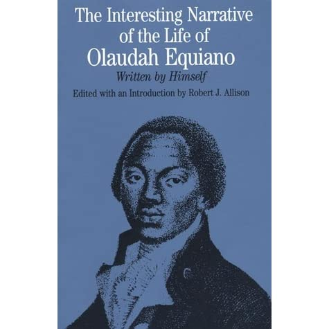 my reaction to the interesting narrative of the life of olaudah equiano an autobiography Buy a cheap copy of the interesting narrative of the life of olaudah equiano's autobiography -- the first slave narrative to be widely read.