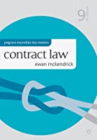Contract Law (Palgrave Macmillan Law Masters)