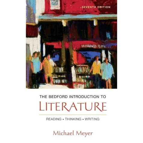 meyer michael thinking and writing about literature roberts