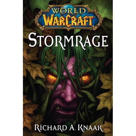 world of warcraft stormrage book
