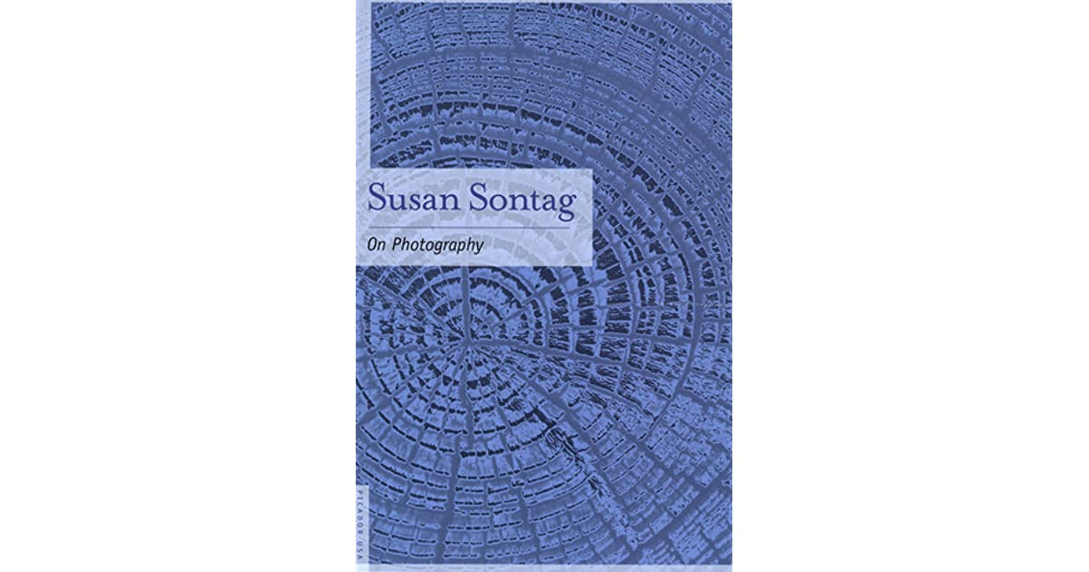 susan sontag on photography pdf
