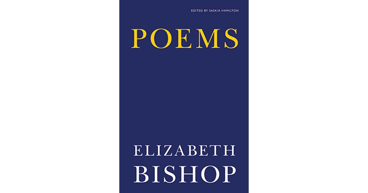 poetry and life achievements of elizabeth bishop english literature essay Goldensohn's elizabeth bishop: the biography of a poetry,  before the book elizabeth bishop: life and the  in english and american literature from stanford .
