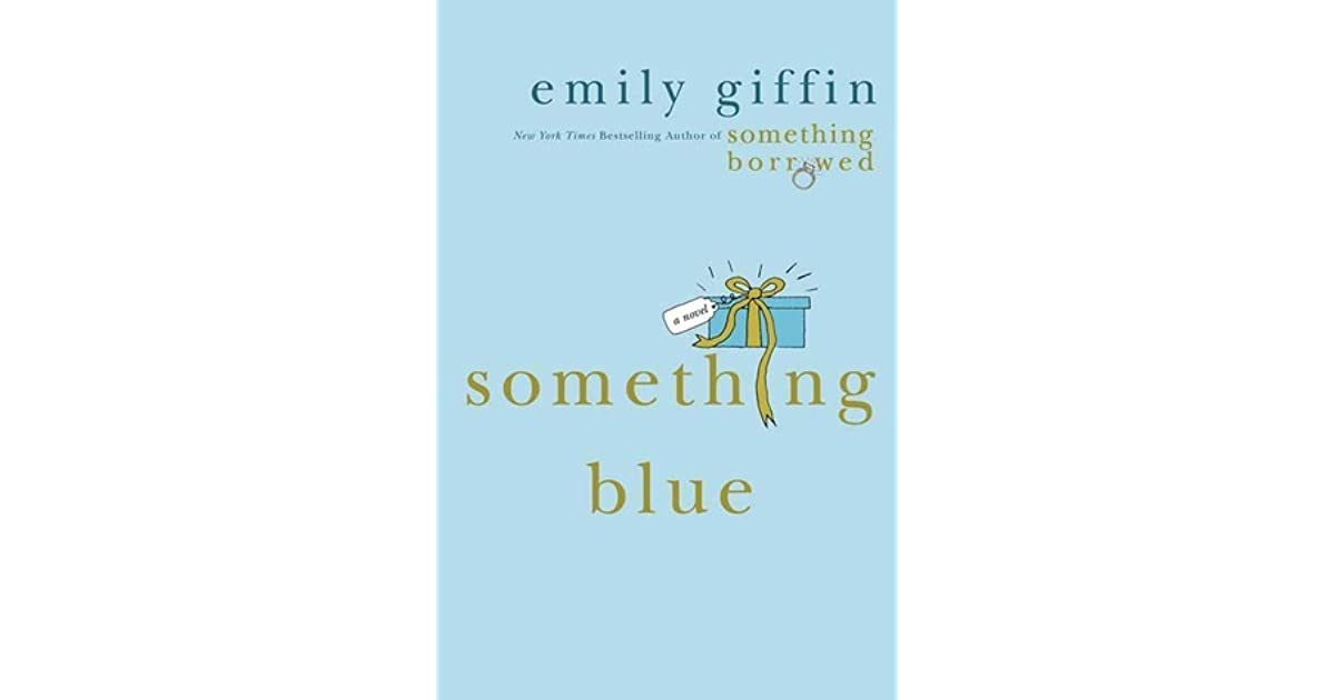 something blue by emily giffin pdf