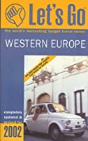 Let's Go Western Europe 2002