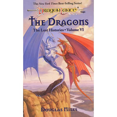 The Dragons Dragonlance Lost Histories 6 By Douglas border=