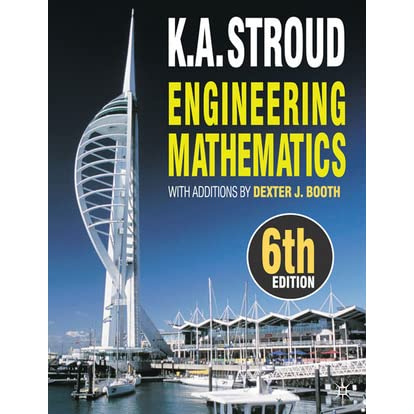 Engineering Mathematics by K.A. Stroud — Reviews ...