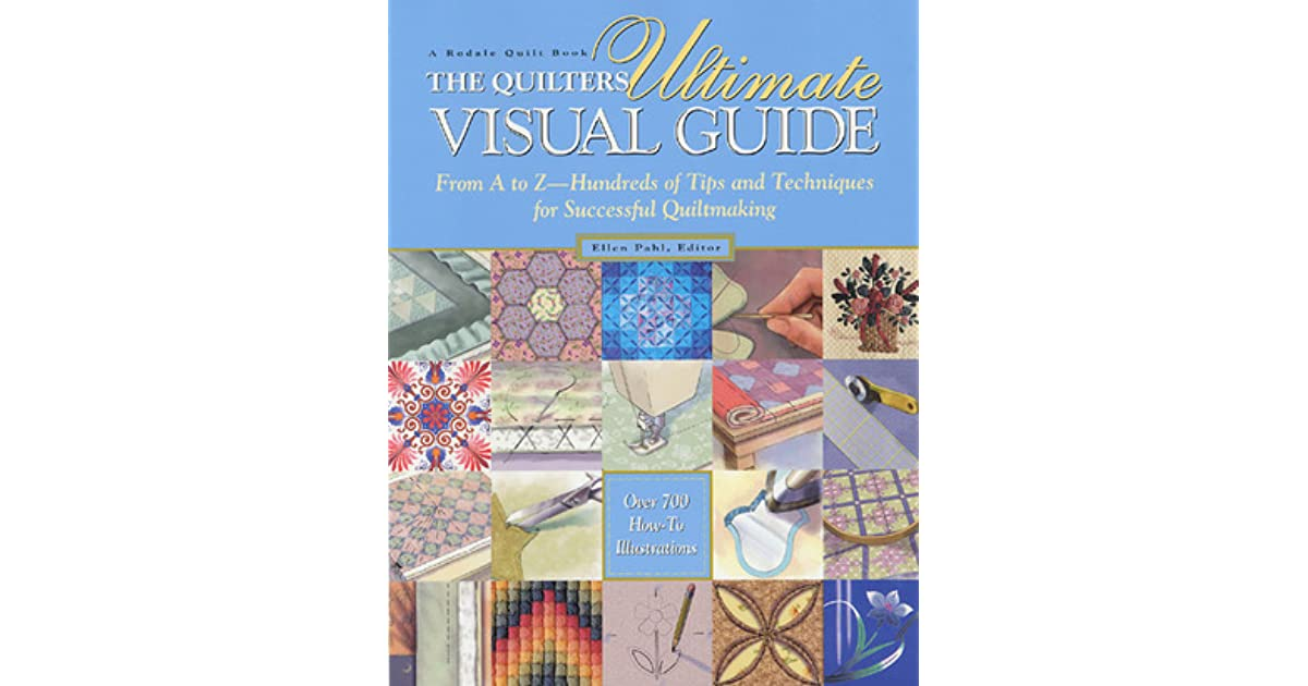 The Quilters Travel Guide
