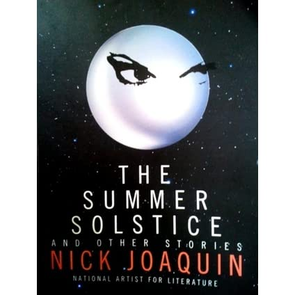 The Summer Solstice, by Nick Joaquin