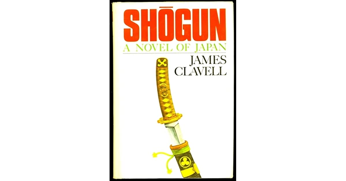 Shogun by James Clavell (1980 Dell PB First Edition) *Vintage*