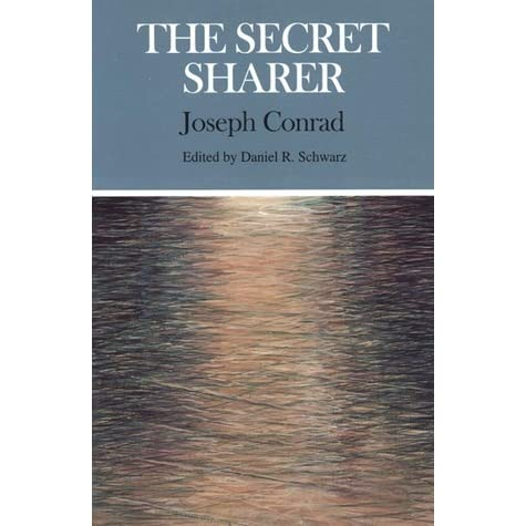 an examination of the secret sharer by joseph conrad Freeze on to this sleeping suit: teaching joseph conrad's the secret   joseph conrad's the secret sharer jason snart  conrad the secret  sharer is generally understood to be a study in the psy- chology of.