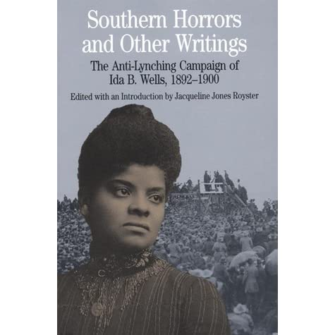 b wells essay In 2016, nikole helped found the ida b wells society for investigative reporting,   72216 nikole's essay the grief that white americans can't share.